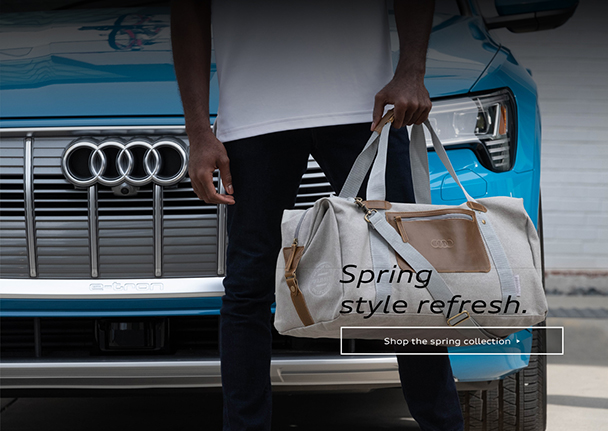 Audi collection Spring Shopping